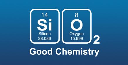 SiO2 Good Chemistry logo